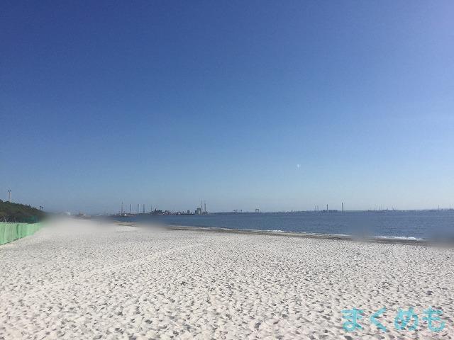 海岸 稲毛